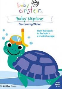 Baby Einstein: Baby Neptune - Изучаем воду