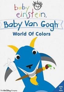 Baby Einstein: Baby Van Gogh - Мир цвета