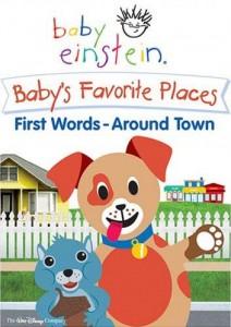 Baby Einstein: Baby's Favourite Places - Первые слова на улице