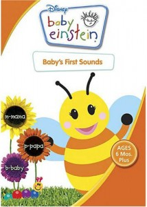 Baby Einstein: Baby's First Sounds - Первые Звуки