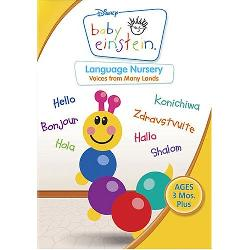 Baby Einstein: Language Nursery - Языковые ясли