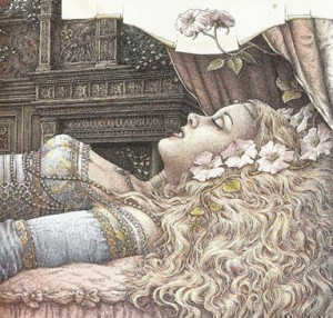 Спящая красавица (аудиосказка)