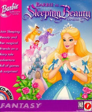 Barbie Sleeping Beauty
