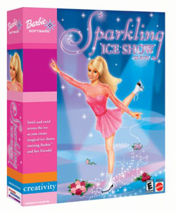 Играть онлайн игру барби королева льда