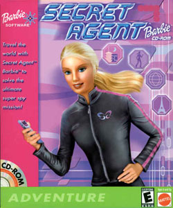 Secret Agent Barbie