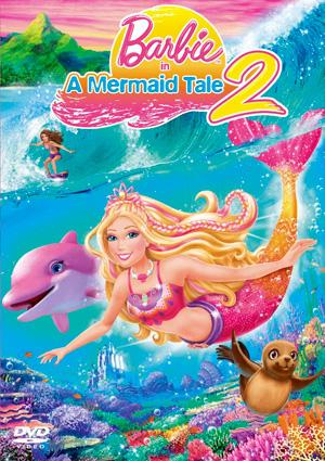 Мультик Барби: Приключения Русалочки 2 онлайн