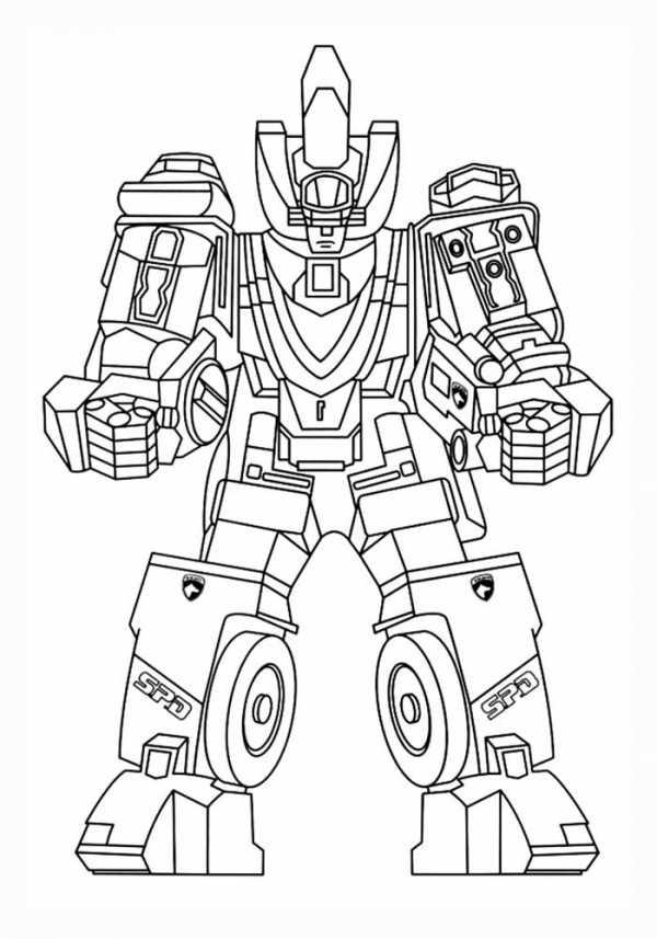 Раскраска для детей робот – Раскраски Роботы – Распечатать ...