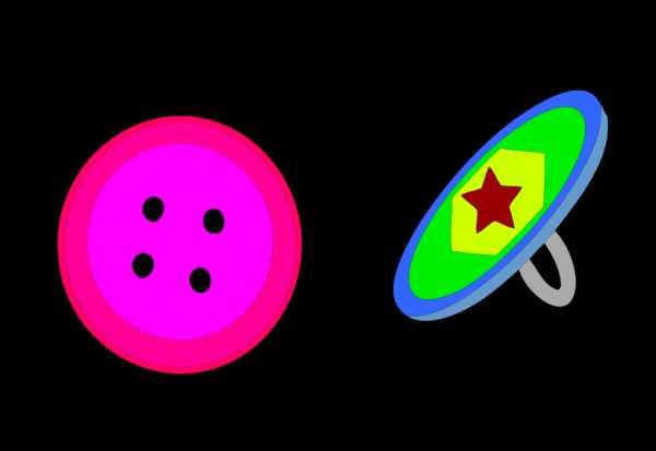 Раскраска пуговицы – Поделки из пуговиц | Развитие детей ...